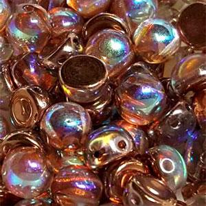 Copper Rainbow- 6mm - 20 pieces