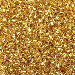 24K Gold Lnd Crystal  apx 14g