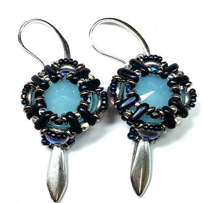 DEKKO BLUE earring kit