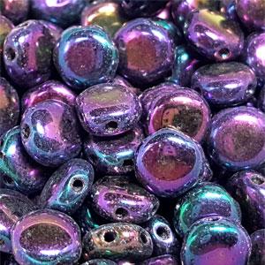 Purple Iris apx 30 pcs