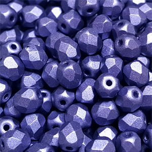 Matt Metallic Lilac- 50 pcs