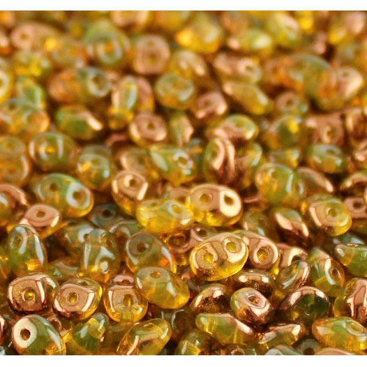 Amber Semi Bronze Luster SD apx 11.5g