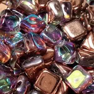 Copper Rainbow - 30 pcs
