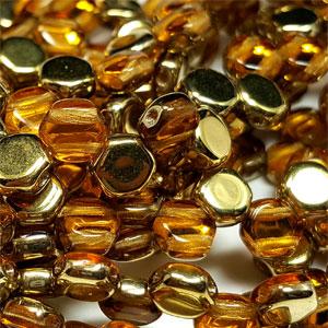 Topaz Amber-30 beads