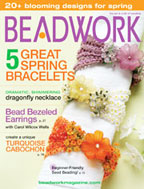 Beadwork April May 2008