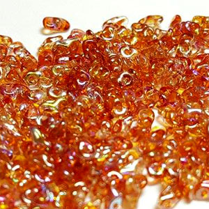 Crystal Orange Rnbw apx 8g