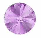 12mm Violet Rivoli