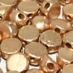 ETCH Aztec Gold- 6mm - 20 pieces
