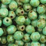 Green Travertin 50 pcs