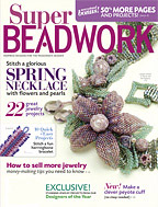 Super Beadwork April/May 2011