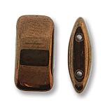 Jet Bronze 15 beads