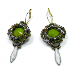 DEKKO GREEN earring kit