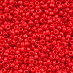 Opq Crayon Red 15/0-20 grams