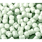 Czech Pellet 4x6mm Chalk White
