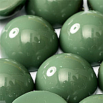 Hartford Green -5 beads - 14x8