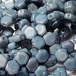 CW Blue Luster - 30 beads