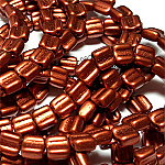 Copper apx 30 beads
