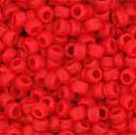 Matte Opq Light Red  apx 14g
