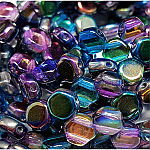 Crystal Magic Blue-30 beads