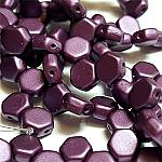 PASTEL Bordeaux - 30 beads