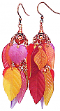 Indian Summer Earrings PDF