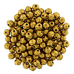 Matt Metallic Bullion  apx 50pcs