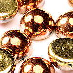 Black Hills Gold -5 beads - 14x8