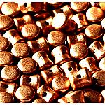 Czech Pellet 4x6mm Vintage Copper