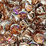 Copper Rainbow- apx 50 pcs