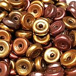 Purple Iris Gold -6mm - 10g