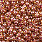 Dusty Rose Lined Topaz apx 14g